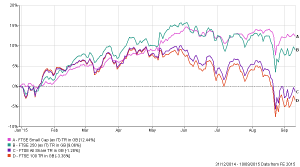 Chart 5 UK Indices for 2015